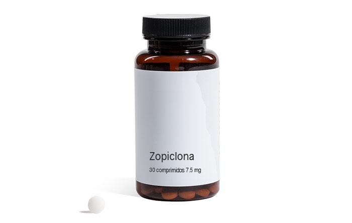 zopiclona 7.5 mg sin receta